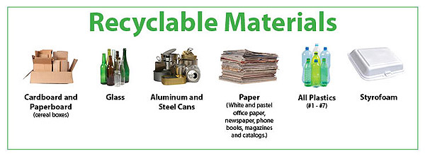 Recycling materials eschool for Things to make with recycled materials that is useful